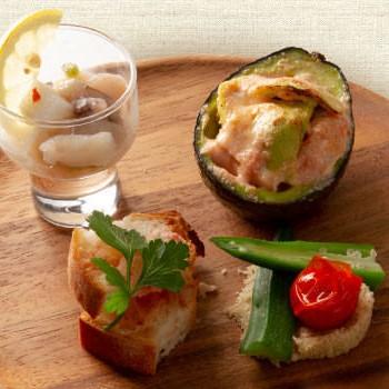 お食事|本日の酒肴の画像